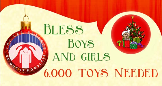 Toy Drive to Bless Needy Kids