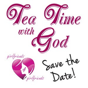 G4G Tea Time with God online event